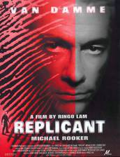 replicant movie cover