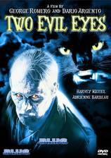 two_evil_eyes movie cover