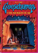 goosebumps movie cover