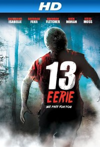 13 Eerie main cover