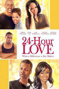 24 Hour Love main cover