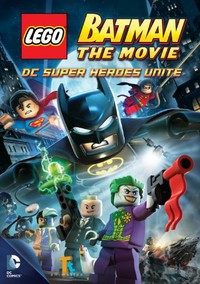 LEGO Batman: The Movie - DC Superheroes Unite main cover