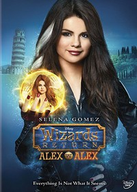 The Wizards Return: Alex vs. Alex main cover