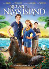 return_to_nim_s_island movie cover