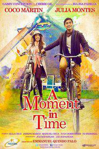 A Moment in Time main cover