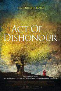 Act of Dishonour main cover