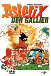 Asterix the Gaul main cover