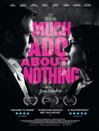 Much Ado About Nothing main cover