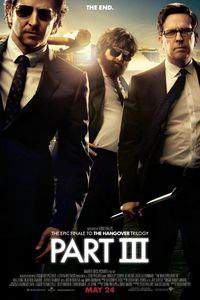 The Hangover Part III main cover