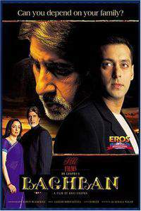 Baghban main cover