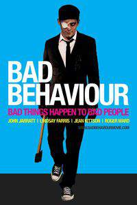 Bad Behaviour main cover