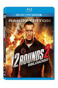 12 Rounds 2: Reloaded main cover