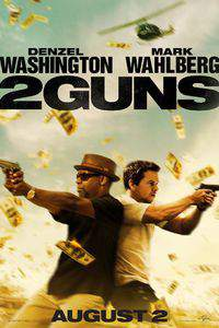 2 Guns main cover