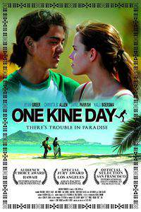 One Kine Day main cover