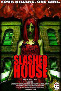 Slasher House main cover
