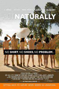 Act Naturally main cover