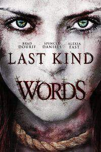 Last Kind Words main cover