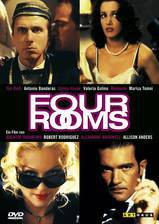four_rooms movie cover