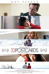 33 Postcards main cover