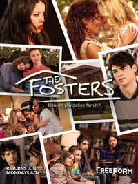 The Fosters movie cover