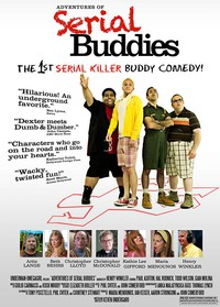 Adventures of Serial Buddies main cover