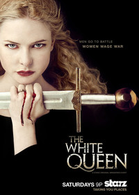 The White Queen movie cover