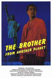 The Brother from Another Planet main cover