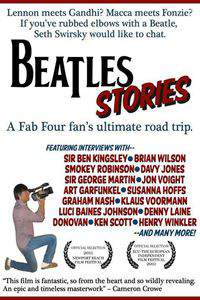 Beatles Stories main cover
