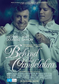 Behind the Candelabra main cover