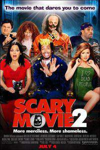 Scary Movie 2 main cover