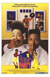 House Party main cover