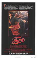 fame movie cover