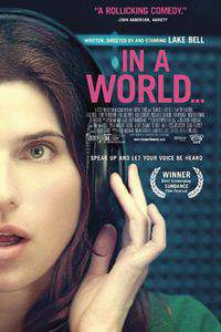 In a World... main cover