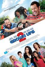 Grown Ups 2 movie cover