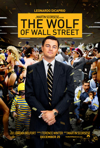 The Wolf of Wall Street main cover