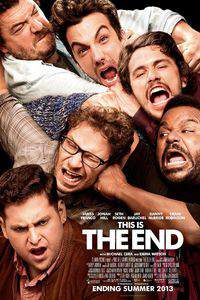 This Is the End main cover