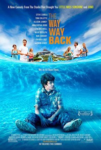 The Way, Way Back main cover
