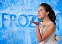 Frozen movie photo