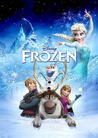 Frozen main cover