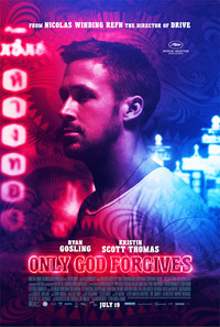 Only God Forgives main cover