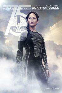 The Hunger Games: Catching Fire main cover
