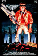 akira movie cover