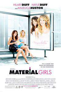 Material Girls main cover