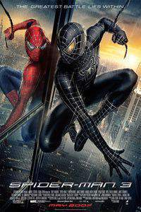 Spider-Man 3 main cover
