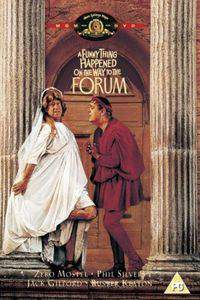 A Funny Thing Happened on the Way to the Forum main cover