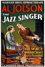 the_jazz_singer_the_first_sound_film movie cover