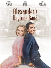 Alexander's Ragtime Band main cover