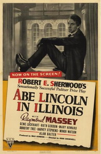 Abe Lincoln in Illinois main cover