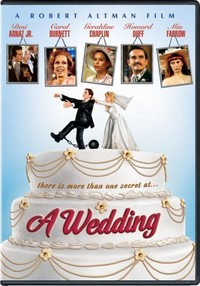 A Wedding main cover