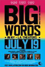 big_words movie cover